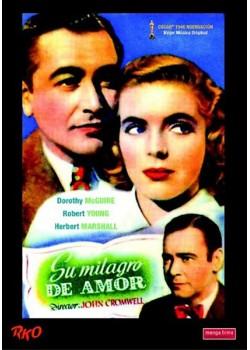 SU MILAGRO DE AMOR (DVD)
