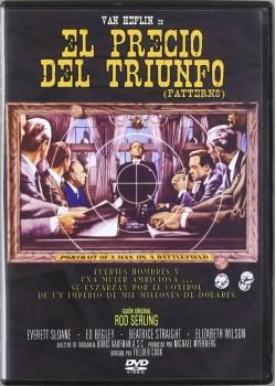 EL PRECIO DEL TRIUNFO (DVD)