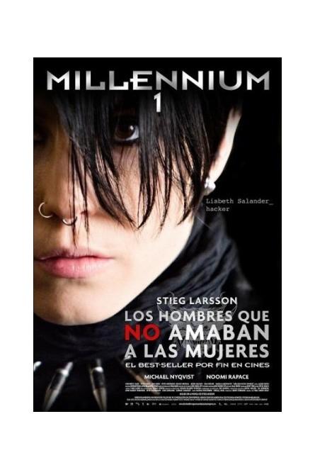 MILLENNIUM 1: LOS HOMBRES QUE NO AMABAN A LAS MUJERES (DVD)