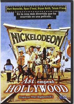 Así Empezó Hollywood [DVD]