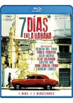 7 DÍAS EN LA HABANA (BLU-RAY)