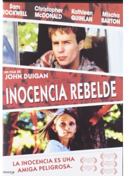 INOCENCIA REBELDE (DVD)