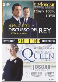 Discurso + Queen [DVD]
