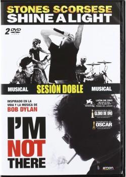 Shine + I'M Not [DVD]