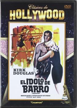 El Idolo De Barro (Hollywood) [DVD]