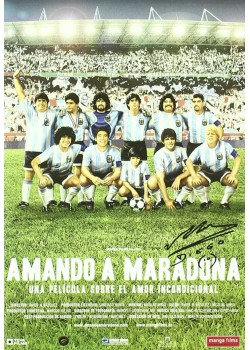 Amando a Maradona DVD