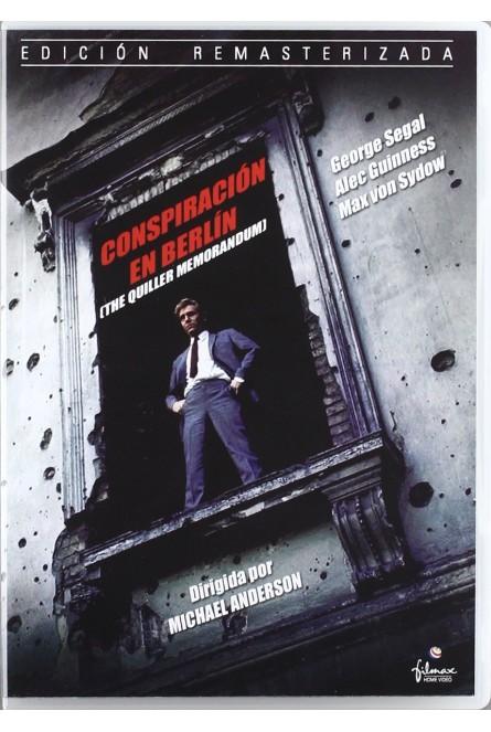 Conspiración en Berlín [DVD]