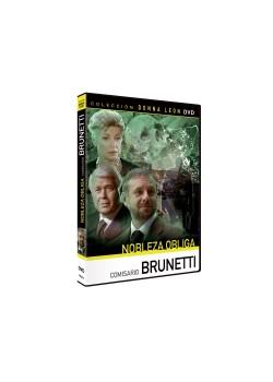 COMISARIO BRUNETTI: NOBLEZA OBLIGA (DVD)