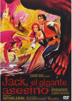 Jack el gigante asesino [DVD]