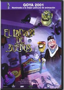 El Ladron De Sueños [DVD]
