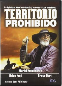 TERRITORIO PROHIBIDO (DVD)