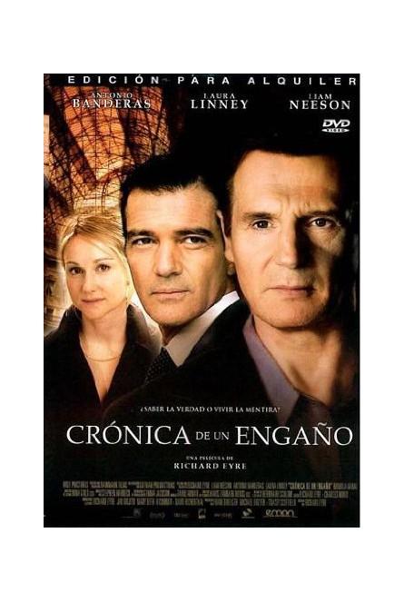 CRONICA DE UN ENGAÑO (DVD)