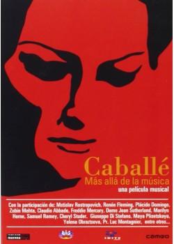Caballé Más Allá De La Música [DVD]