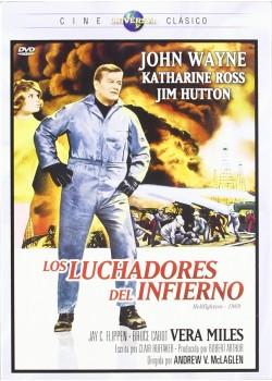 LOS LUCHADORES DEL INFIERNO (DVD)