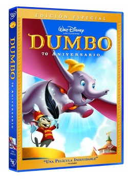 Dumbo - Clásico Número 4 (Edición 70 aniversario) [DVD]
