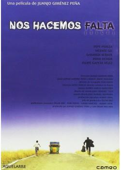 NOS HACEMOS FALTA (DVD)