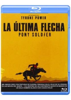 LA ULTIMA FLECHA (BLU-RAY)