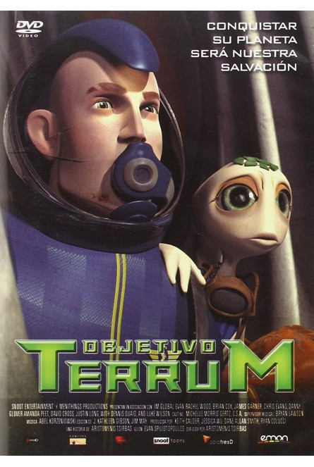OBJETIVO TERRUM (DVD)