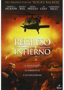 REGRESO AL INFIERNO (DVD)