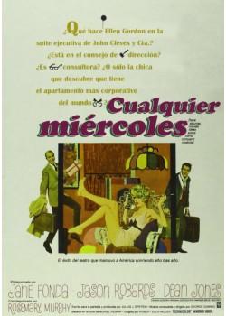 CUALQUIER MIERCOLES (DVD)