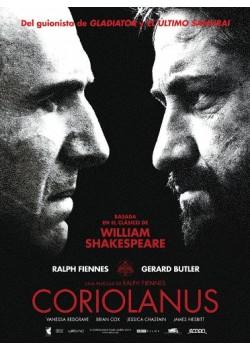 CORIOLANUS (DVD)