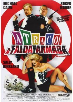 ATRACO A FALDA ARMADA (DVD)