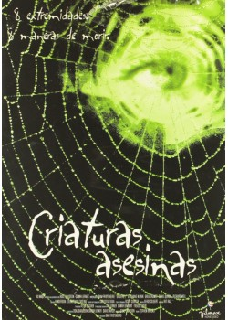 Criaturas Asesinas [DVD]