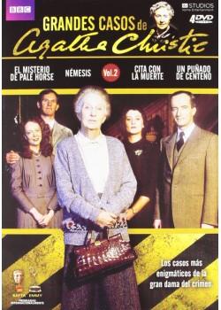 Grandes Casos de Agatha Christie (Vol. 2) [DVD]