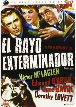 CINE NEGRO RKO: EL RAYO EXTERMINADOR (VOS) (DVD)