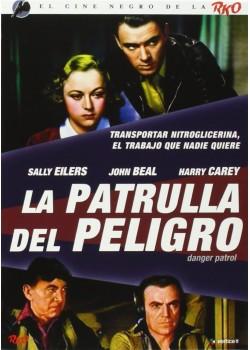 CINE NEGRO RKO: LA PATRULLA DEL PELIGRO (VOS) (DVD)