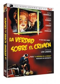 CINE NEGRO RKO: LA VERDAD SOBRE EL CRIMEN (VOS) (DVD)