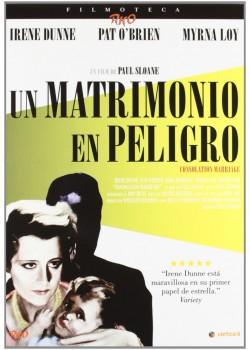 MATRIMONIO EN PELIGRO (DVD)