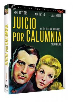 CINE NEGRO RKO: JUICIO POR CALUMNIA (DVD)