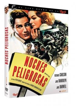CINE NEGRO RKO: NOCHES PELIGROSAS (DVD)