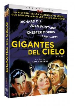 FILMOTECA RKO: GIGANTES DEL CIELO (DVD)