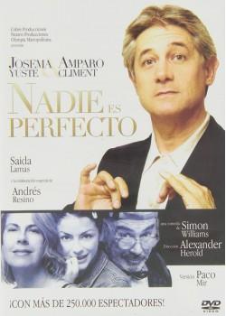 Nadie es perfecto [DVD]