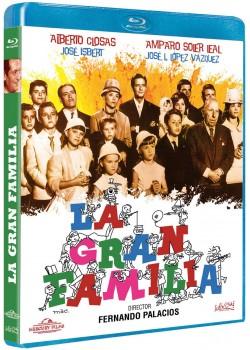 La Gran Familia [Blu-ray]