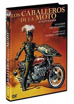 LOS CABALLEROS DE LA MOTO (DVD)
