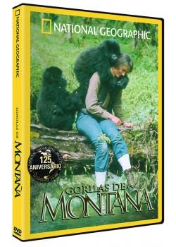 GORILAS DE MONTAÑA (DVD)