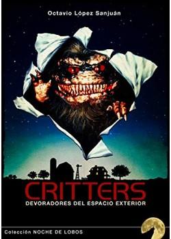 Critters: Devoradores del espacio exterior: 6 (Noche de Lobos) [Tapa blanda] López...