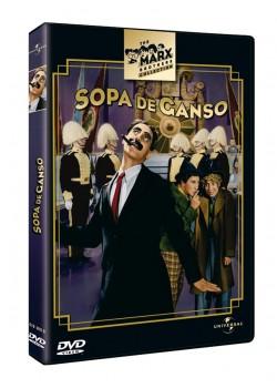 SOPA DE GANSO (H. MARX) (DVD)