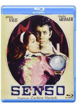 Senso BD [Blu-ray]