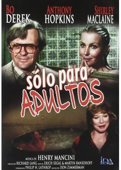 Sólo Para Adultos [DVD]
