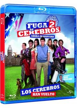 FUGA DE CEREBROS 2 (BLU-RAY)