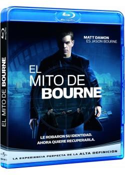 EL MITO DE BOURNE (BLU-RAY)