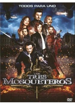 LOS TRES MOSQUETEROS (2011) (DVD)