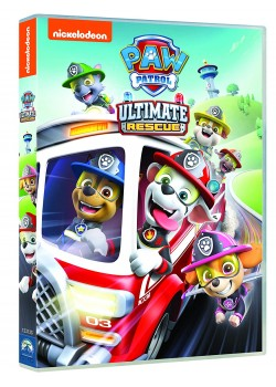 Paw Patrol 21: Ultimate rescue DVD