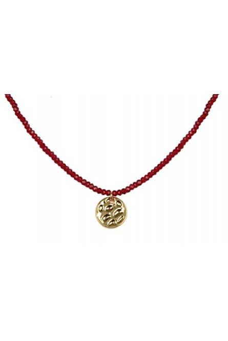 Collar Adaros Woman POWER RED