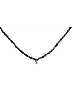 Collar Adaros Woman BLACK IS BLACK