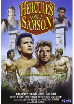 Hercules Contra Samson [DVD]